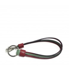 Keyring/Wristband IPD - RED - GREEN WATER