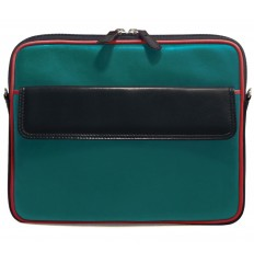 Tablet cover tricolor IPD - TURQUOISE - BLACK - RED