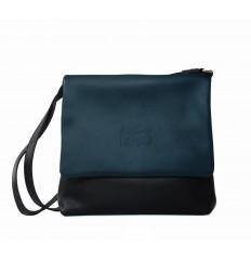 Shoulder bag Troika - OCEAN-BLACK-MUSTARD
