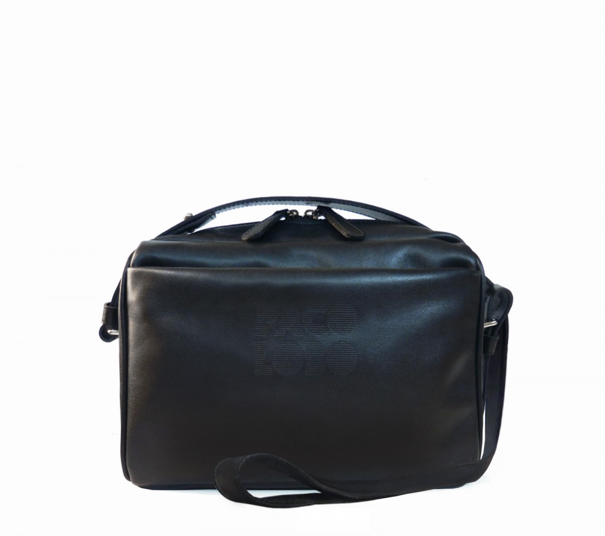Urban bag with double handle
