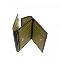 Wallet/cardholder Troika - BLACK - DIJON