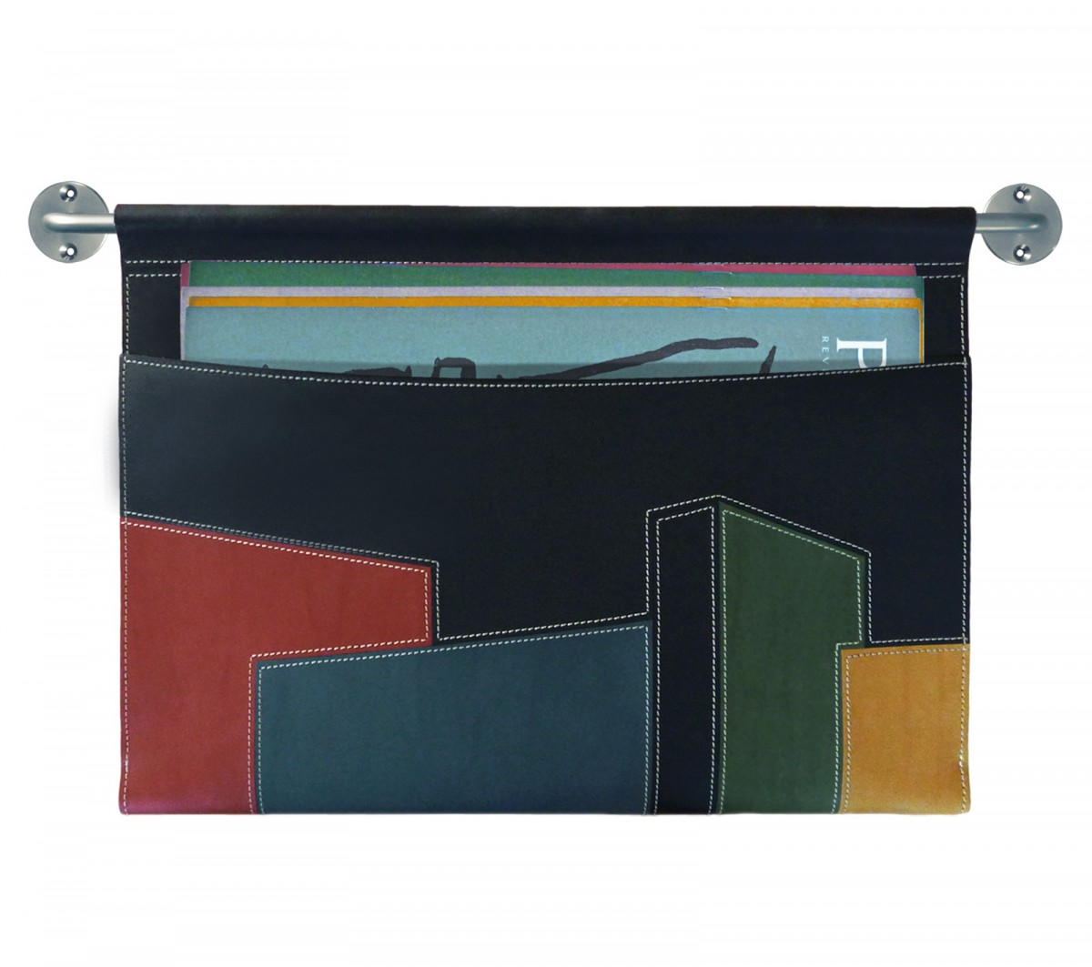 Wall container - long size - ilustrated