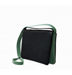 Clutch Troika - BLACK-GREEN WATER-RED