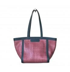 Braided Handbag