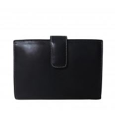 Elongated wallet Uffizi